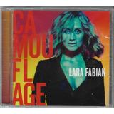 Cd Lara Fabian   Camouflage [importado Dos Eua]